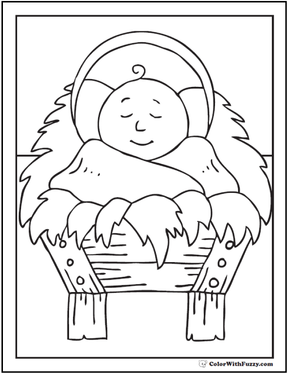 Christmas Coloring Pictures: Christmas Coloring Picture