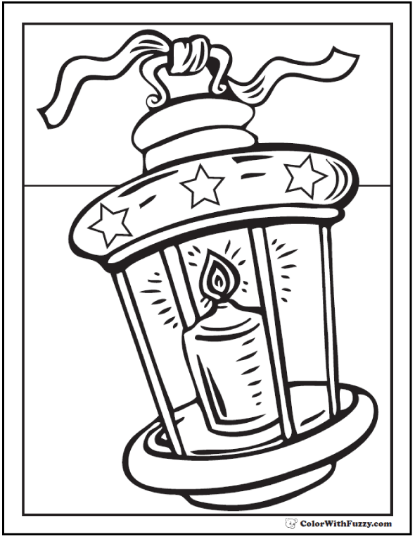151 christmas coloring pictures Chinese Lantern Coloring Page  Coloring Pages Lantern
