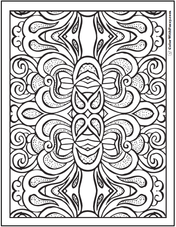 image about Printable Geometric Coloring Pages named 70+ Geometric Coloring Webpages Towards Print And Customise