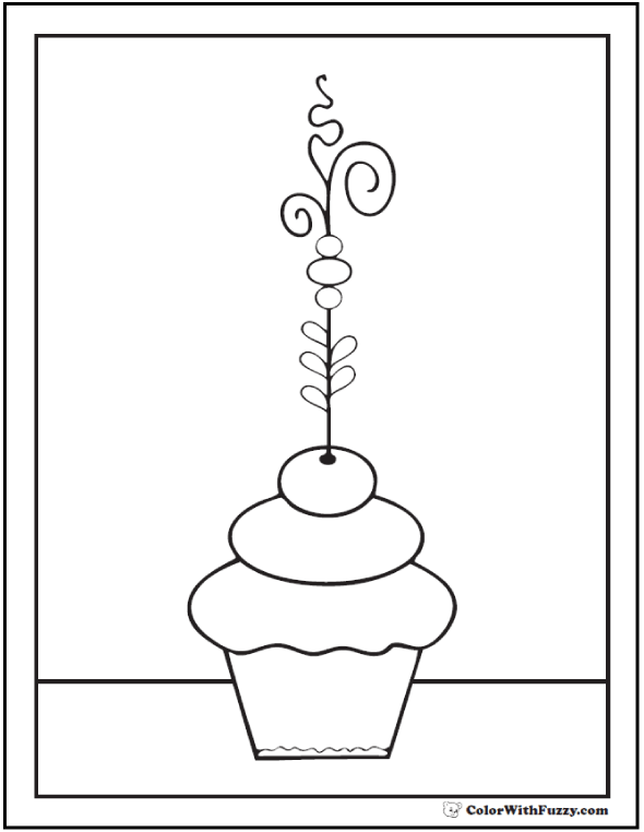 Cupcake for a Party