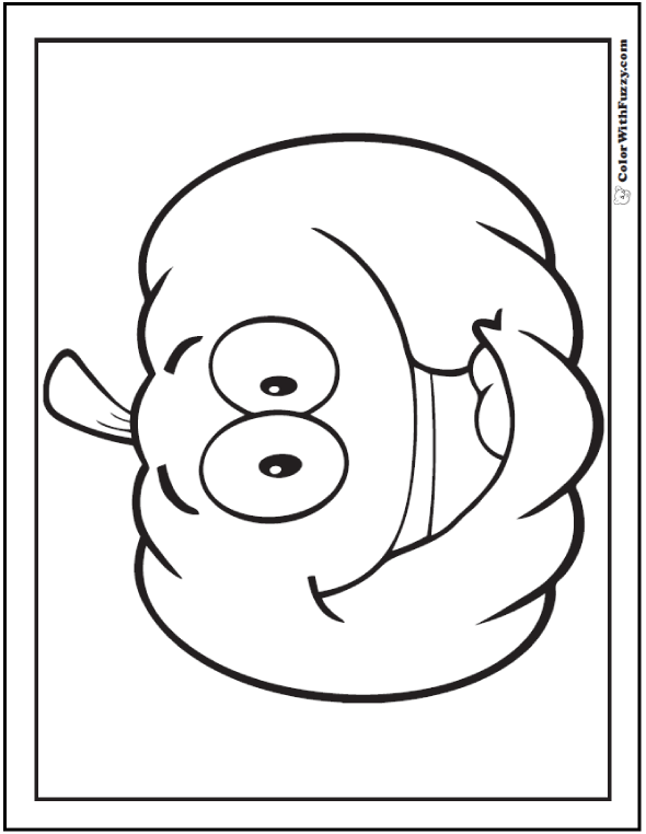 Fall coloring pages & printables Archives - Print. Color. Fun ... | 762x590