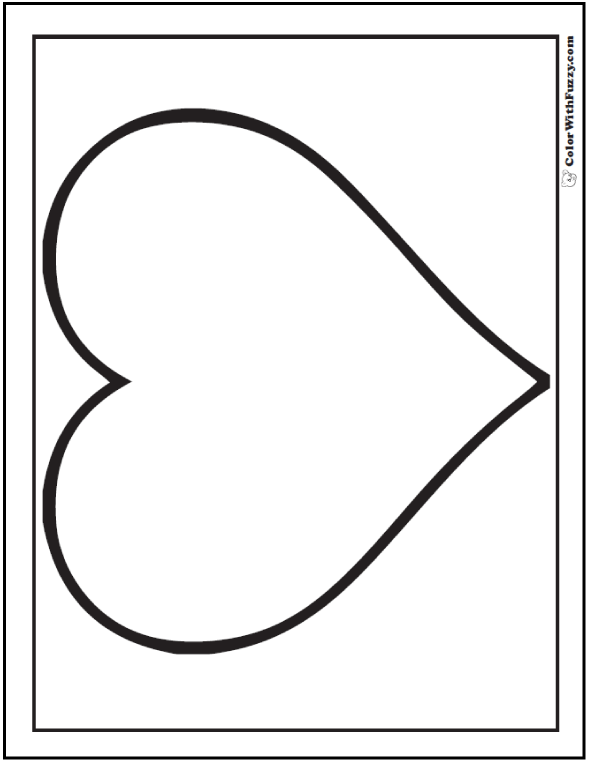 Beautiful Shape Coloring Pages Customize And Print