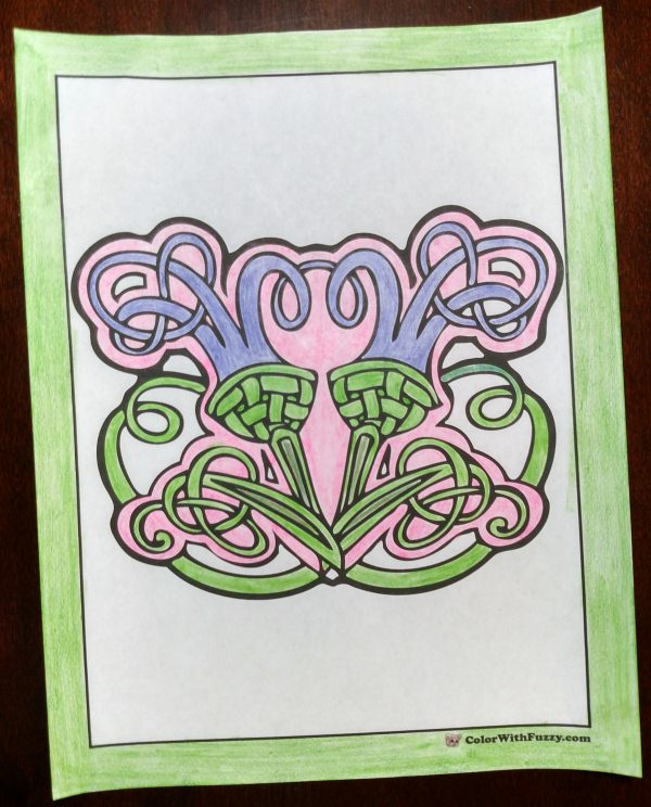 Celtic Coloring Pages ✨ Go to https://www.colorwithfuzzy.com Thank you for sharing! :-)  #ColorWithFuzzy #PrintableColoringPages #CelticColoringPages #ColoringPagesForKids #AdultColoringPages