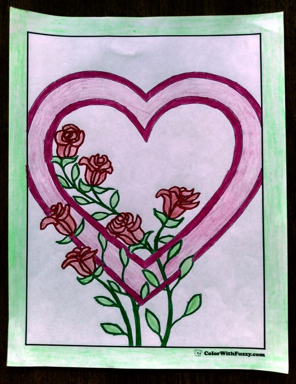 Hearts and Roses PDF