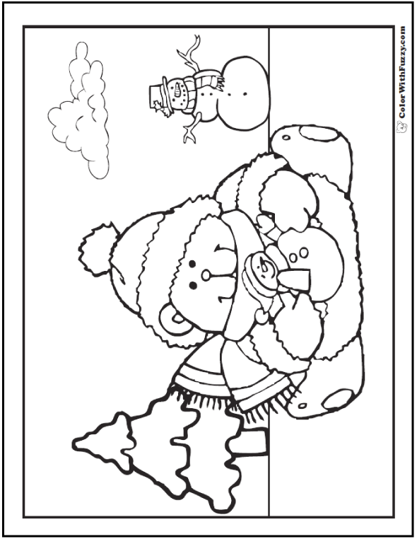 My Life Doll Coloring Pages Coloring