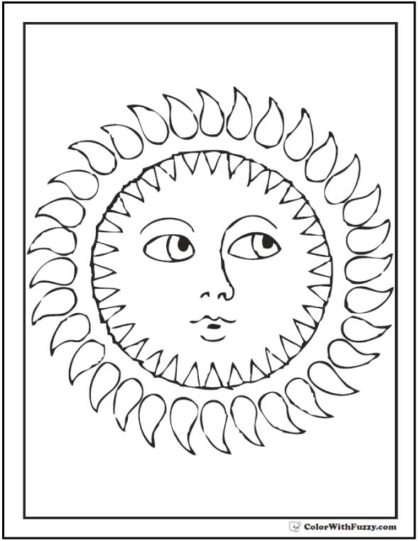 photograph regarding Star Coloring Pages Printable called 60 Star Coloring Internet pages ✨ Customise And Print PDF