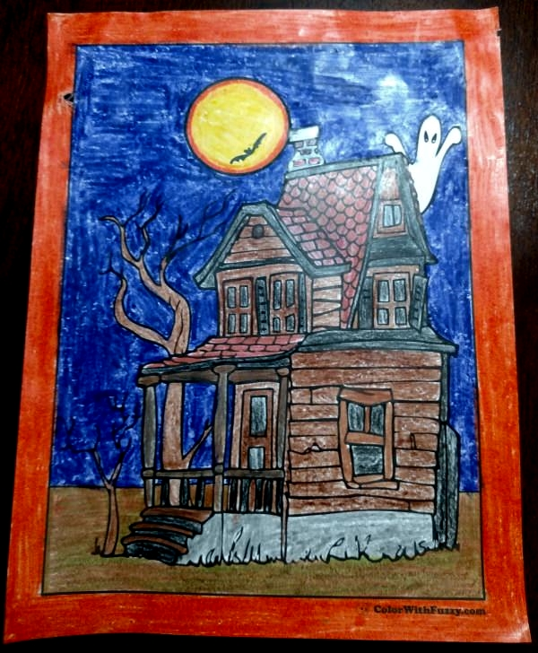 Fun Halloween Coloring Pages and Halloween Printables: Jack O Lanterns, pumpkins, cats, spiders and Scarecrows. Have a happy day!